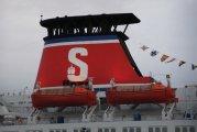 od 15 lat promy z czerwonym kominem wpływają do Gdyni