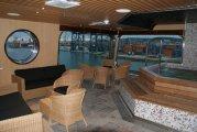 Pokój relaksacyjny z jacuzzi w Pure Nordic SPA