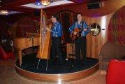 muzyka na żywo w kawiarni Porta d\'Oro - live music in the cafe Porta d\'Oro