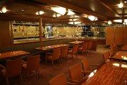 restauracja bufetowa pomiędzy basenami Ca\'d\'Oro - between pools, buffet restaurant Ca\'d\'Oro