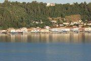 mały port Katakolon na Peloponezie - small port of Katakolon on the Peloponnese