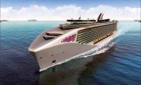 Statek wycieczkowy przyszłości - projekt STX Europe