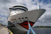 AIDAsol - Gdynia 18.05.2011