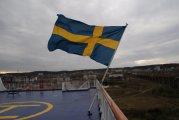 Stena Vision pływa pod banderą Szwecji