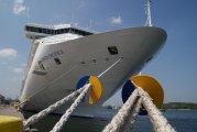 Costa Pacifica - Gdynia 07.06.2011