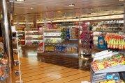 Sklep, w który można kupić słodycze i zabawki