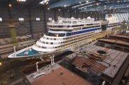 AIDAluna - Meyer Werft, Papenburg