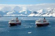 Hurtigruten in Antarctica ( foto © damadanoite2010.blogspot )