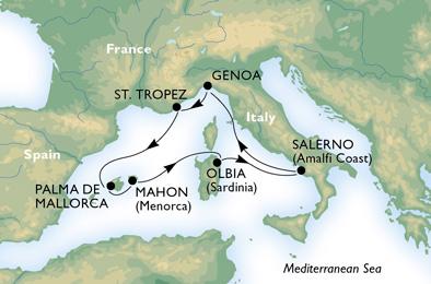 Amalfi i Szmaragdowe Wybrzeże